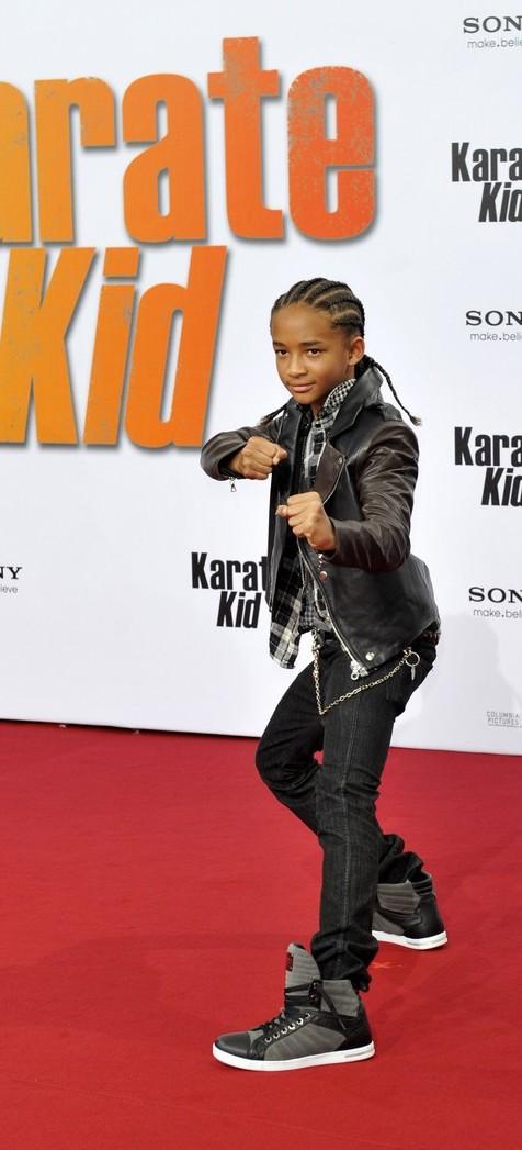 Kung Fu Kid.